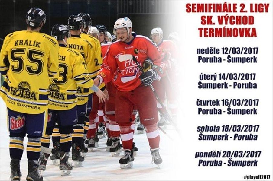 termíny - semifinále zdroj: Draci Šumperk