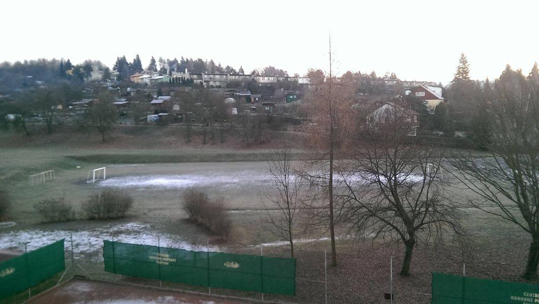 Střední škola železniční, technická a služeb, Šumperk - areál za školou zdroj foto: škola