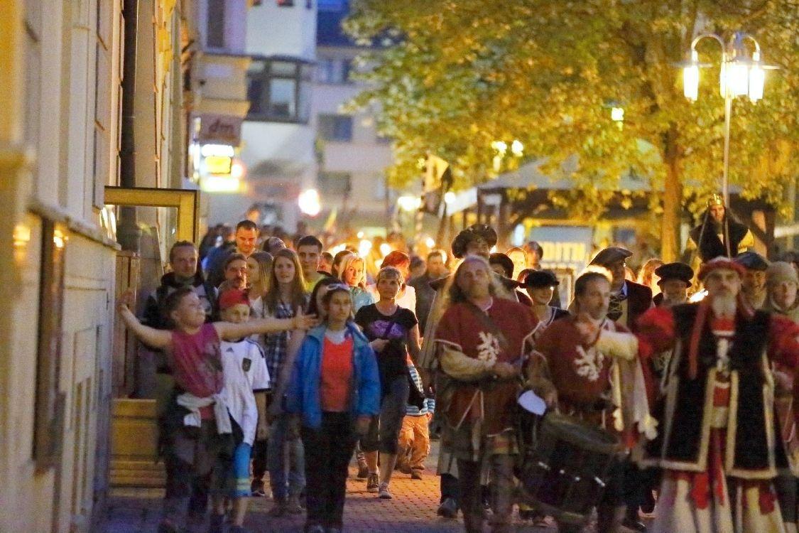 Slavnosti města 2016 foto: archiv šumpersko.net