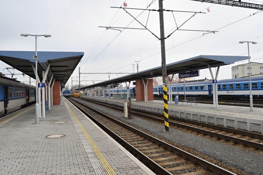 rekonstrukce olomouckého hlavního nádraží - slavnostní otevření zdroj foto: SŽDC