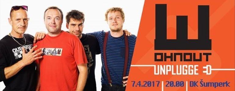 kapela Wohnout pozvánka na koncert v Šumperku zdroj: FB DK
