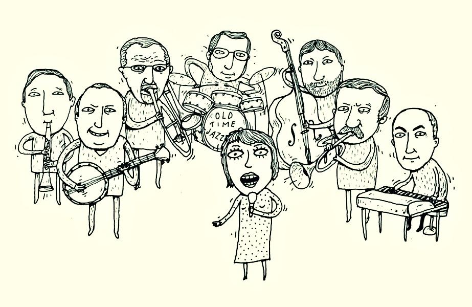 Old Time Jazz Band oslaví šedesáté narozeniny zdroj:DK