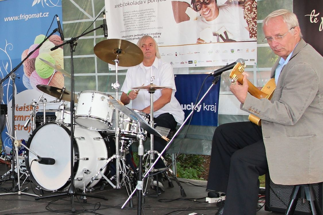 Old Time Jazz Band oslaví šedesáté narozeniny zdroj foto: archiv šumpersko.net