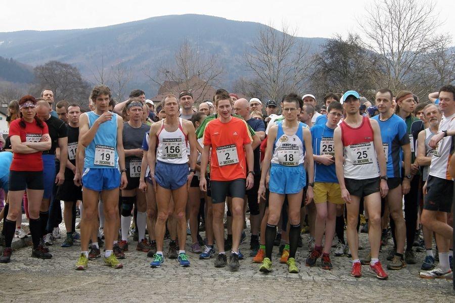 Parkový běh 2013 foto: archiv šumpersko.net