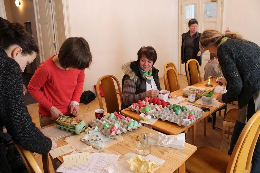 Velikonoce v šumperském muzeu zdroj foto: archiv VMŠ