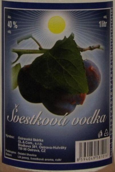 vodka litr