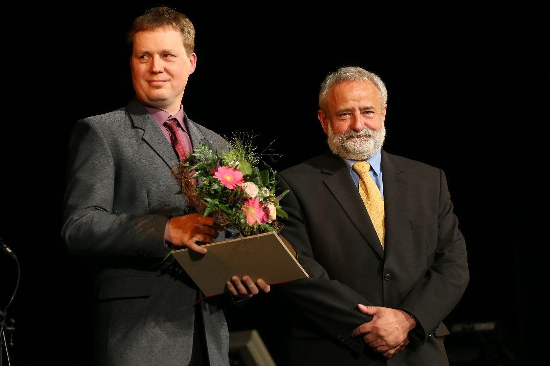 slavnostní večer Ceny města Šumperka 2016 - kategorie Vzdělávání foto:šumpersko.net