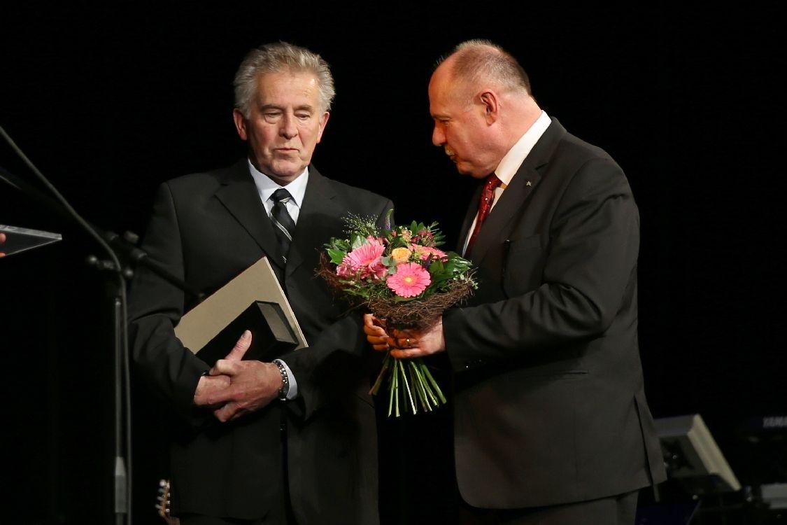 slavnostní večer Ceny města Šumperka 2016 - kategorie Přínos městu foto:šumpersko.net