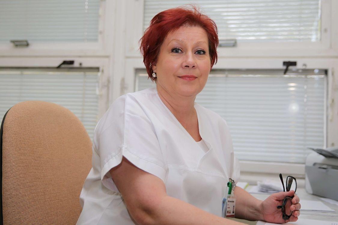 MUDr. Renata Michálková - budoucí primářka očního oddělení foto: M. Jeřábek - šumpersko.net
