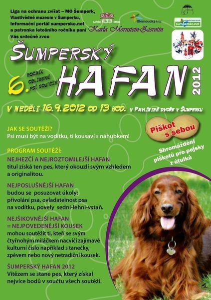 Hafan - leták stránka 1