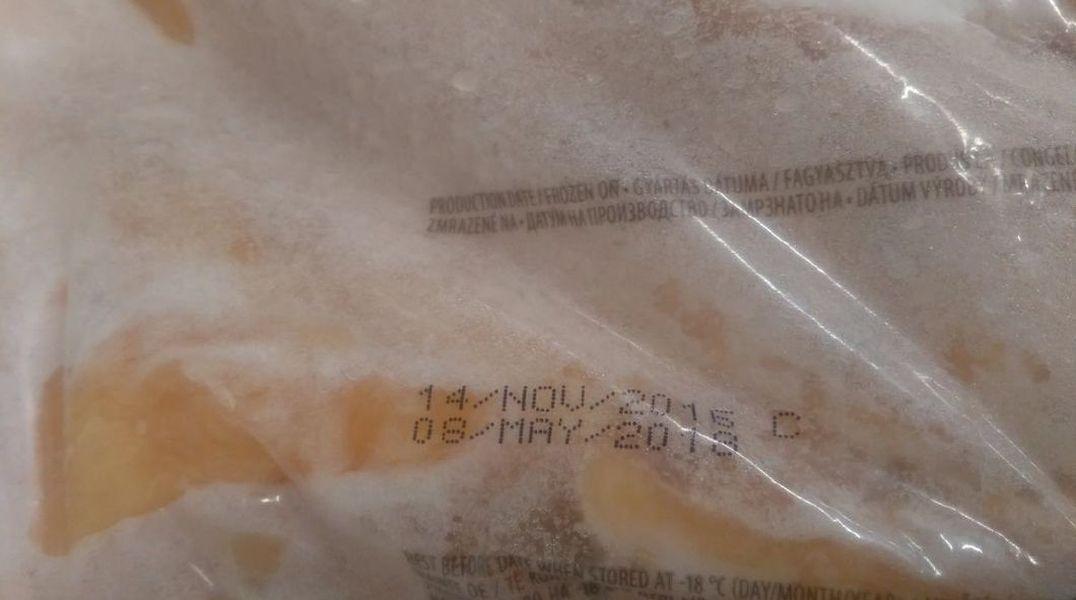 brazilské maso se salmonelou zdroj foto: MZ