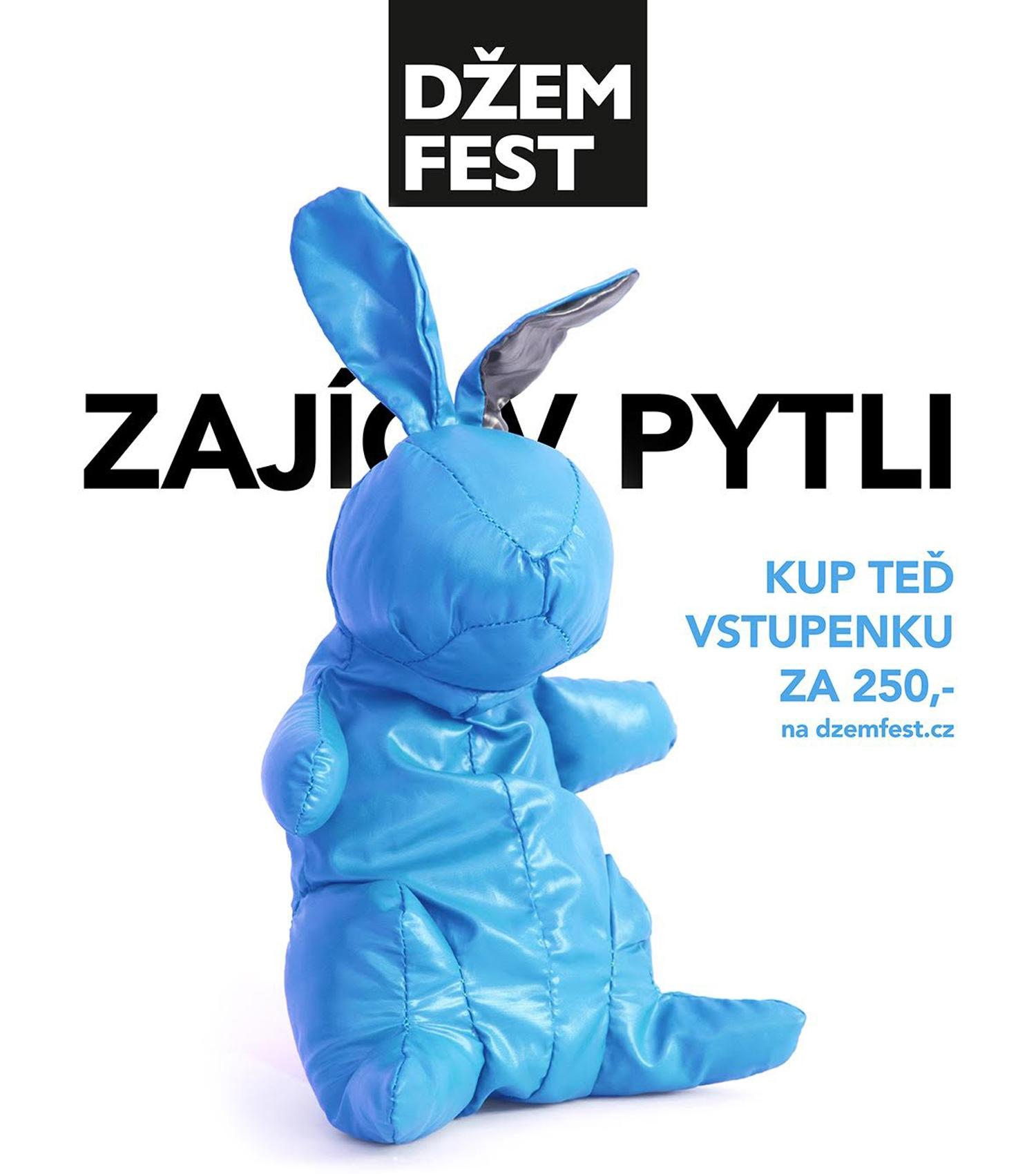 Džemfest 2017 - pozvánka