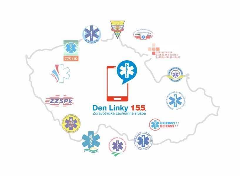 Den linky 155 zdroj: ZZS Olk