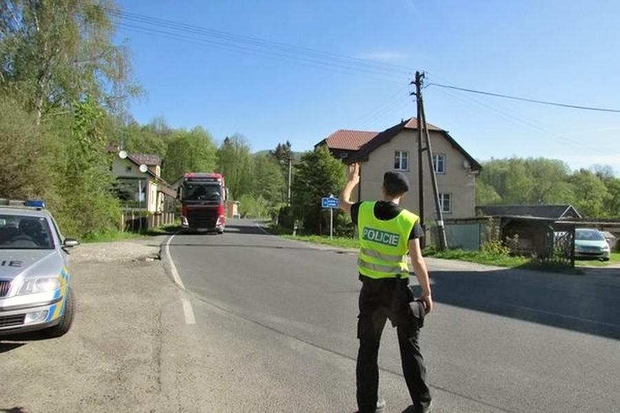 DBA Okružní křižovatka zdroj foto: PČR