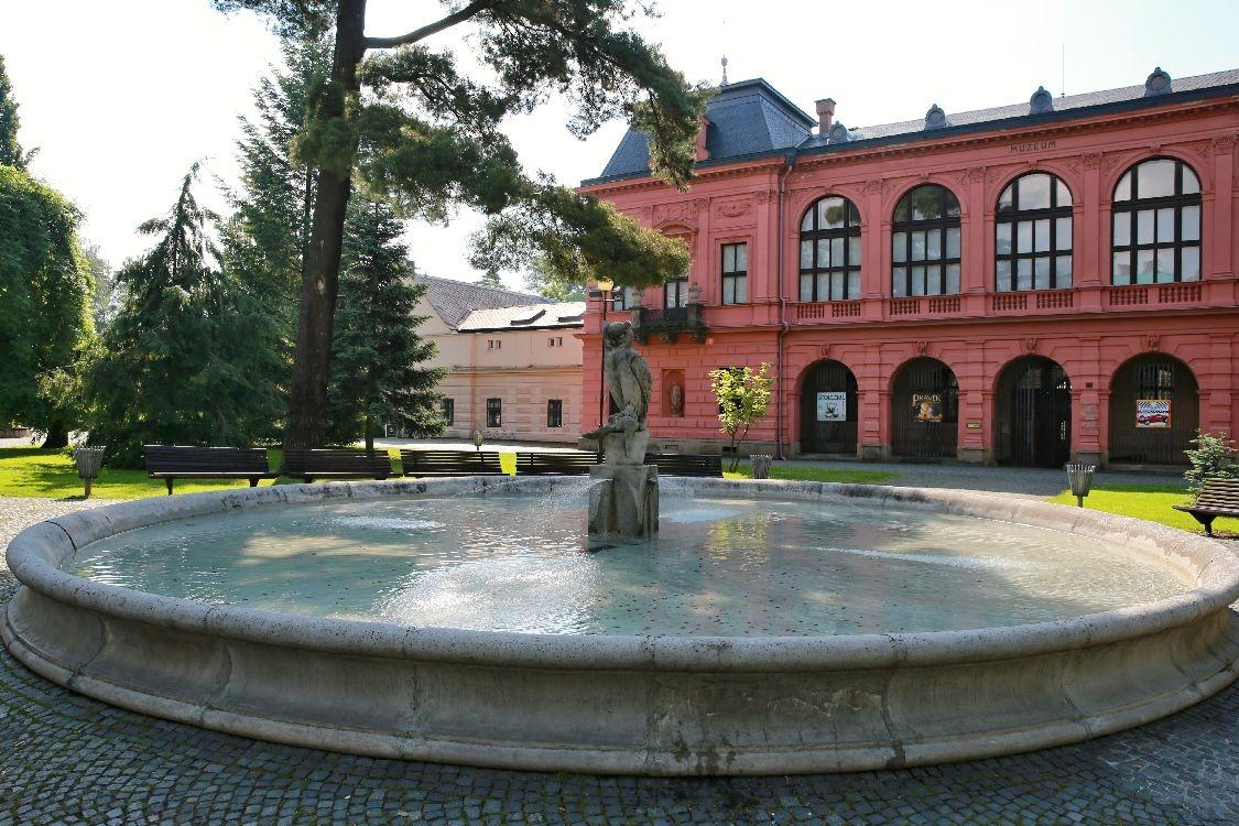VM Šumperk - uvniř je Pavlínin dvůr, kde budou slavnosti letos probíhat foto: šumpersko.net