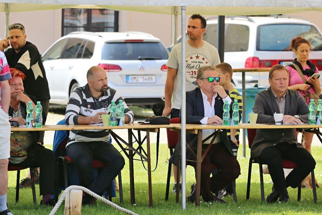 Šumperský hafan 2017 - porota foto: šumpersko.net M. Jeřábek