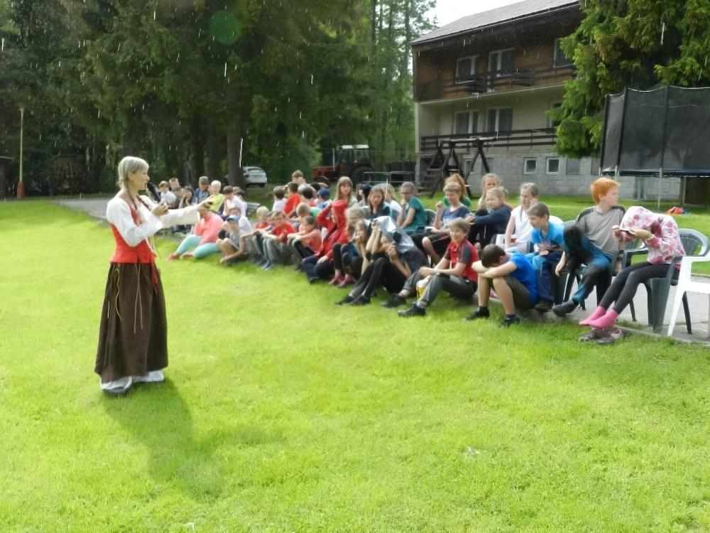 Třemešek - jazykový kurz zdroj foto: V.ZŠ