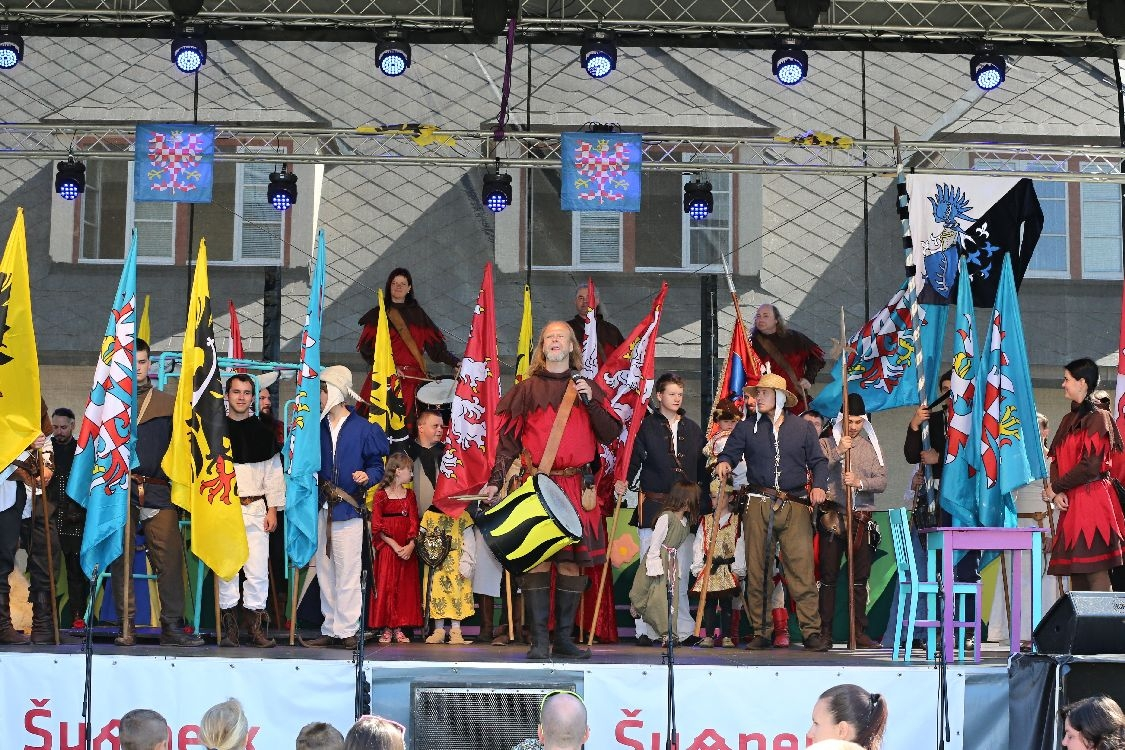 Slavnosti města Šumperka - denní program foto: šumpersko.net - M. Jeřábek