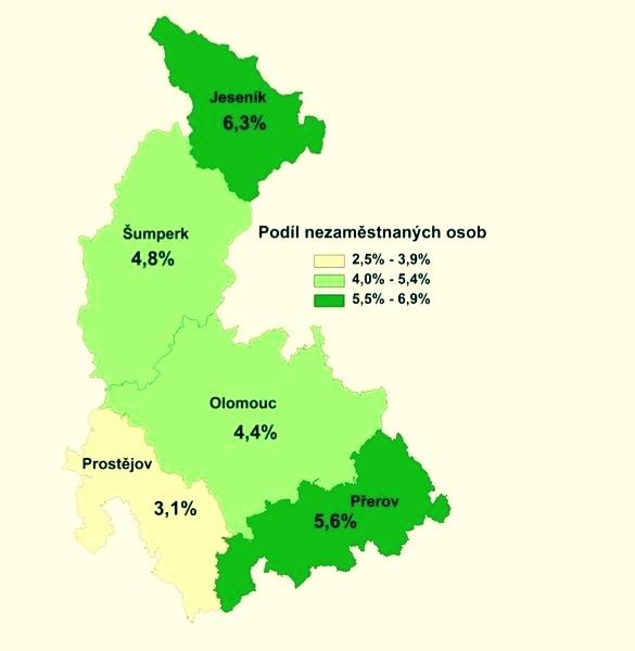 mapa zdroj: ÚP Olk.