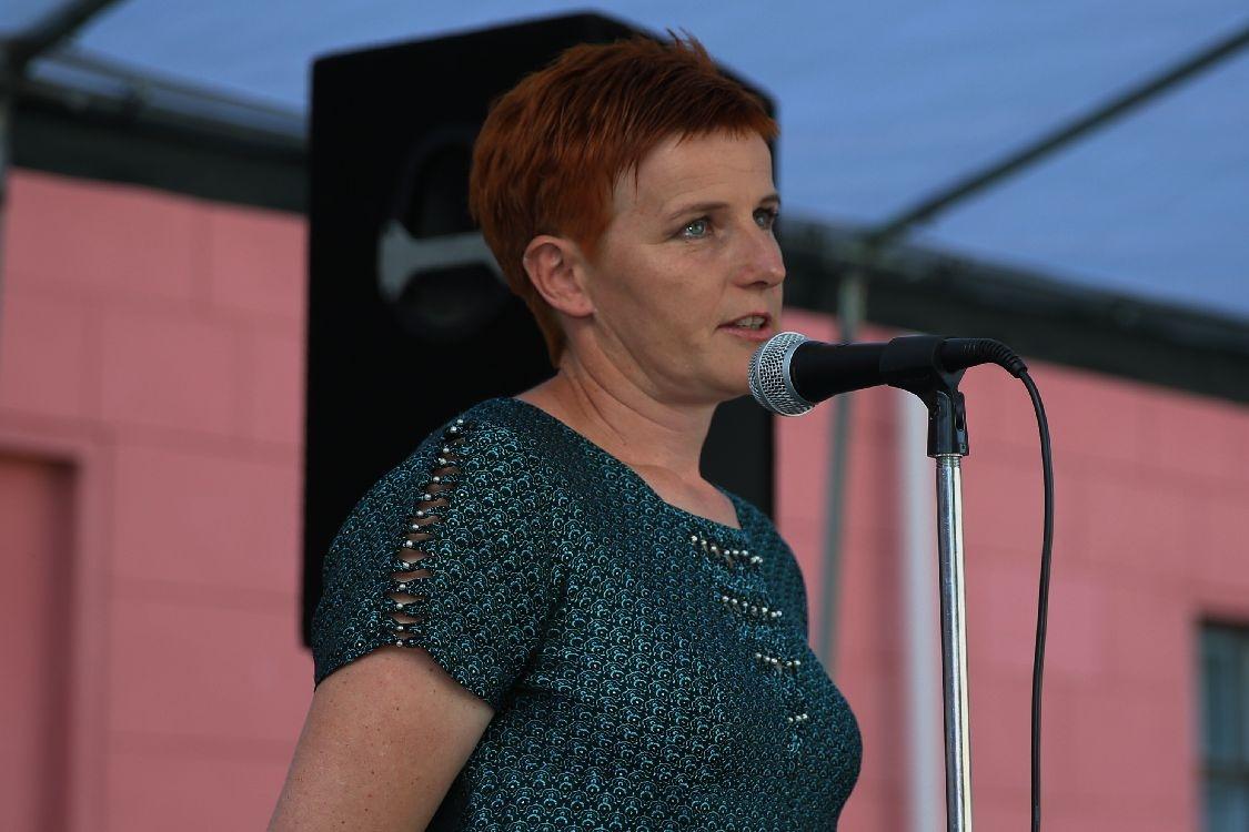 Muzejní noc 2017 - Maja Kudelová foto: šumpersko.net - M. Jeřábek