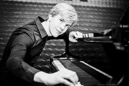 Klášterní hudební slavnosti 2017 - Matyáš Novák zdroj foto: KHS