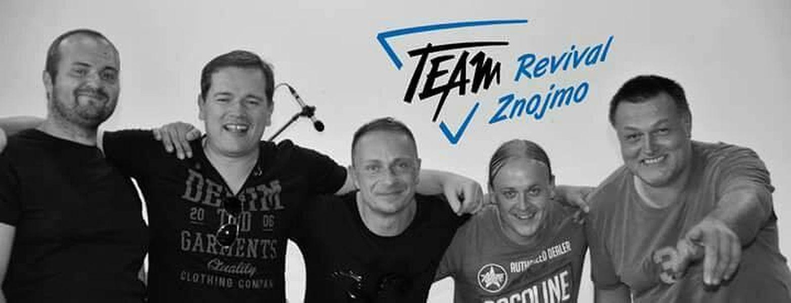 Team Revival Znojmo zdroj foto: DK