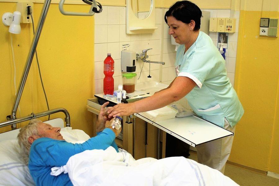 ilustrační snímek zdroj: archiv Nemocnice Šumperk
