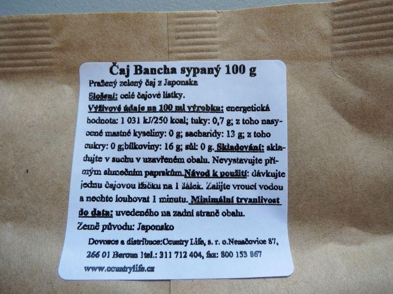 nevyhovující čaj zdroj foto: SZPI