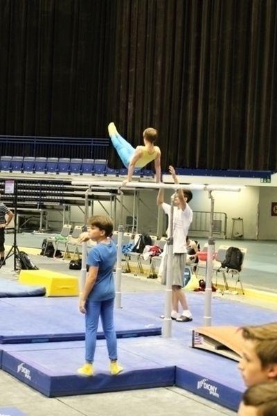 šumperští gymnasté zdroj foto: oddíl