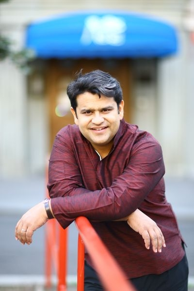 Debashish Chaudhuri, červenec 2012
