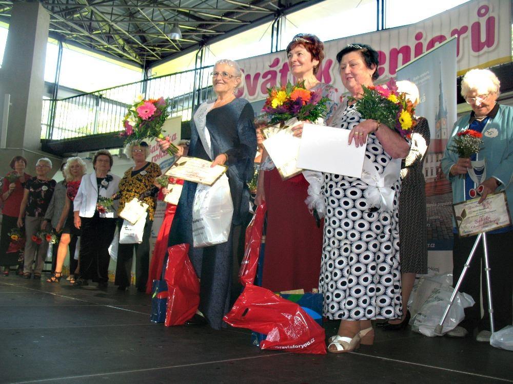 Babička Olomouckého kraje 2016 foto: archiv OLK