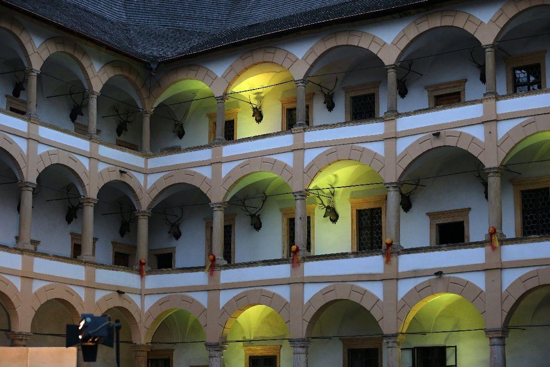 Renesanční večer na zámku Velké Losiny foto: šumpersko.net - M. Jeřábek