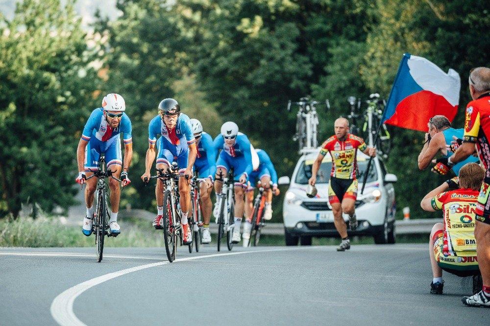 zech Cycling Tour 2017 Olomouckého kraje