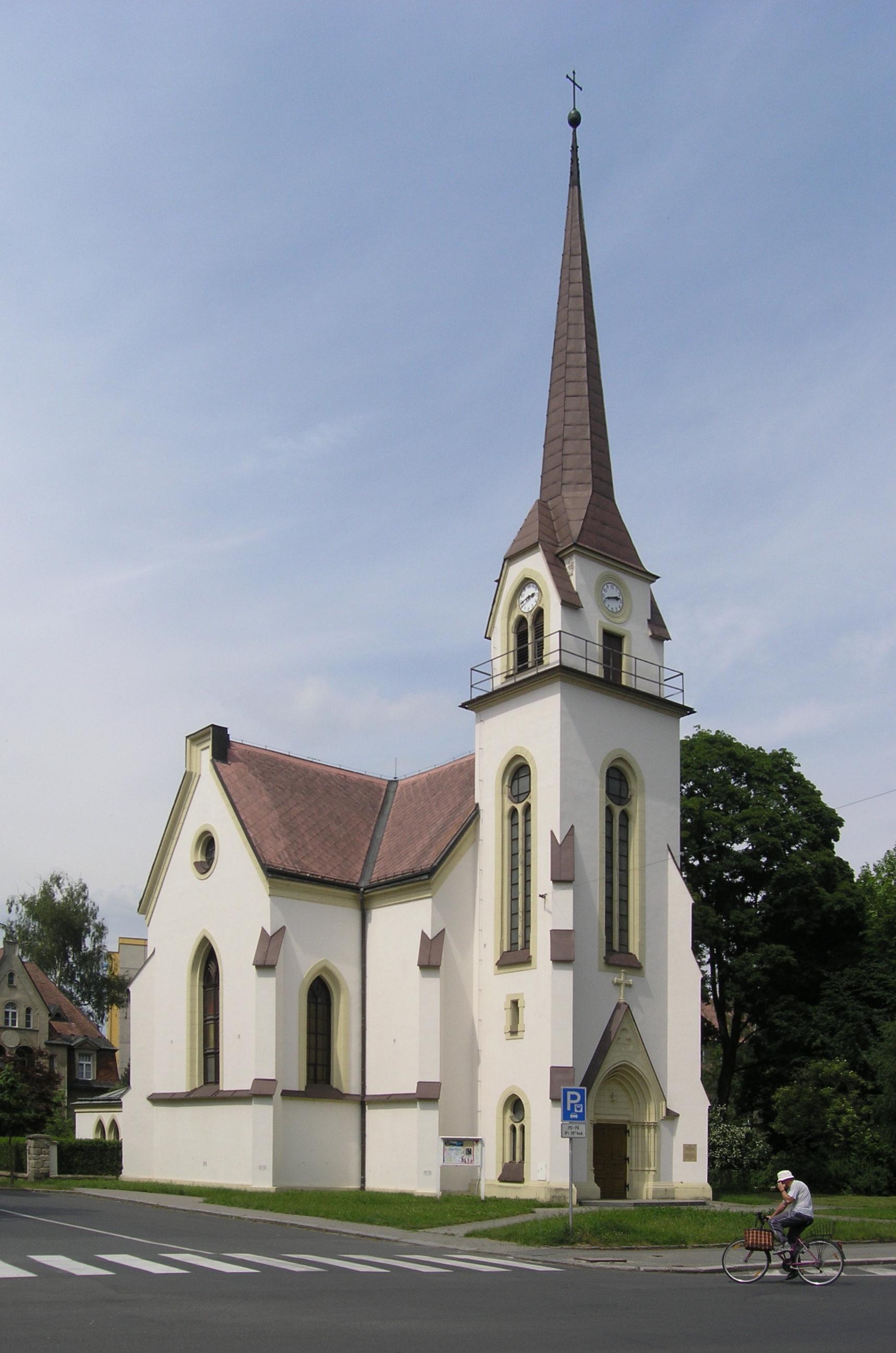 Evangelický kostel zdroj foto: mus