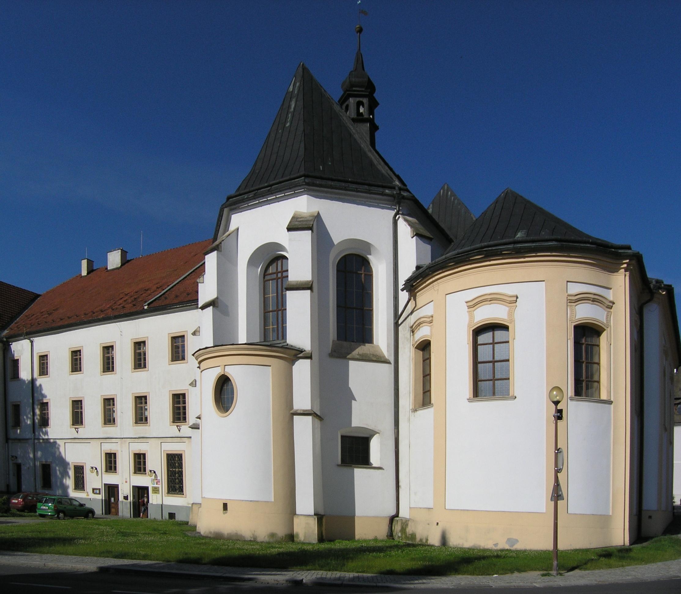 Klášterní kostel zdroj foto: mus