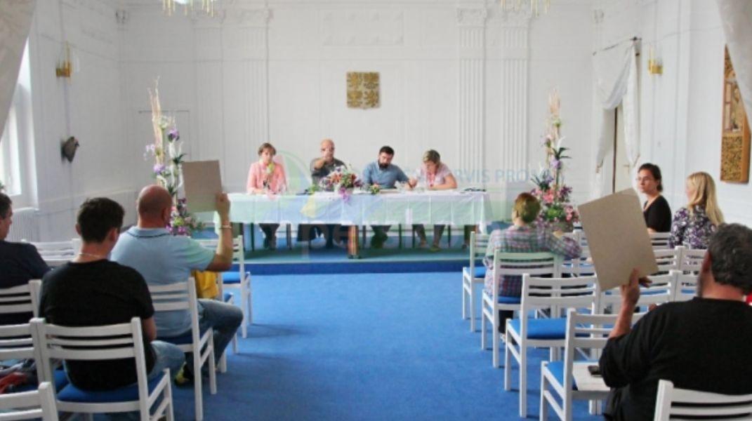 Šumperk - dražba uzamykatelných domků foto: archiv šumpersko.net