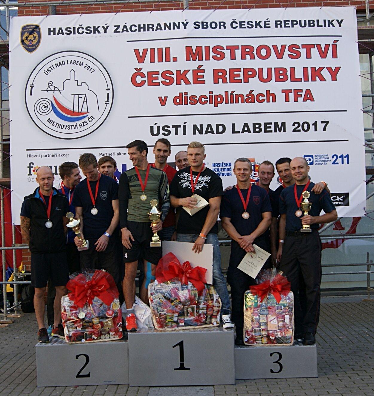 TFA 2017 - osmý ročník zdroj foto: HZS Ústeckého kraje