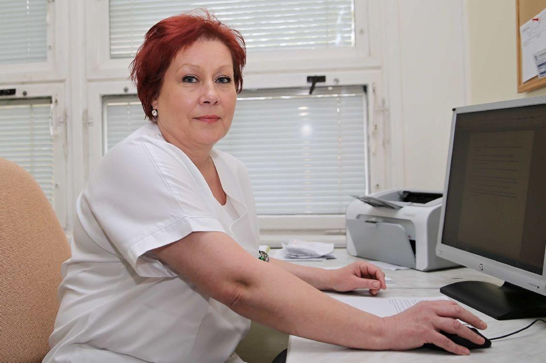 MUDr. Renata Michálková - primářka očního oddělení foto: archiv šumpersko.net