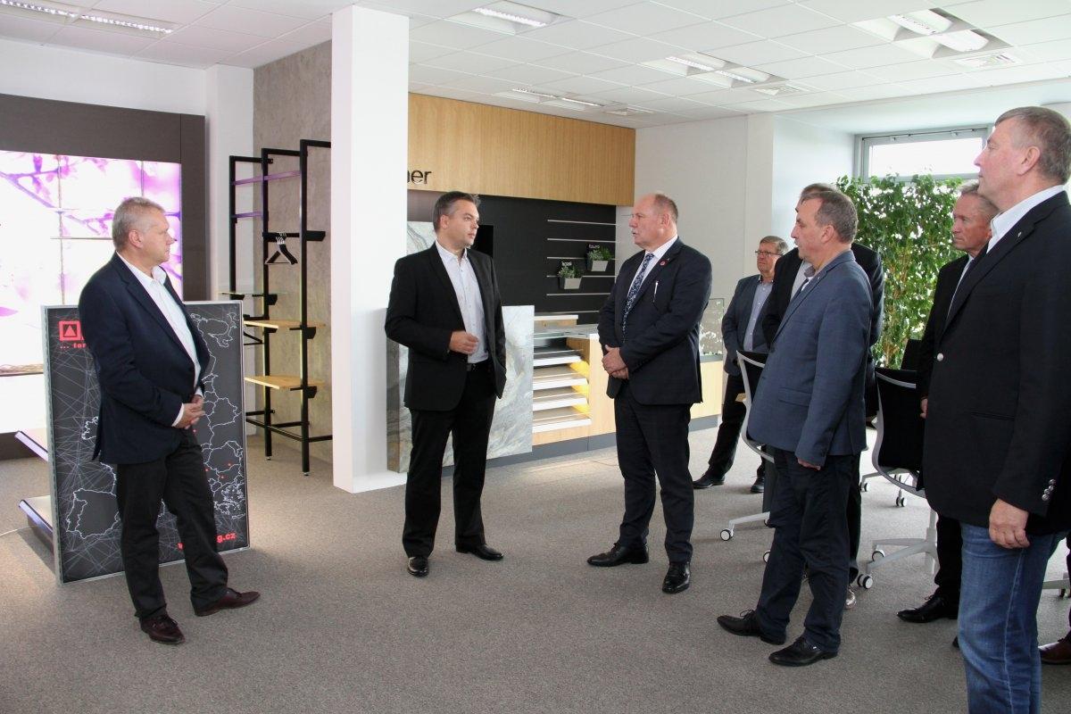 Zábřežsko - výjezdní jednání krajské rady zdroj foto: Olk