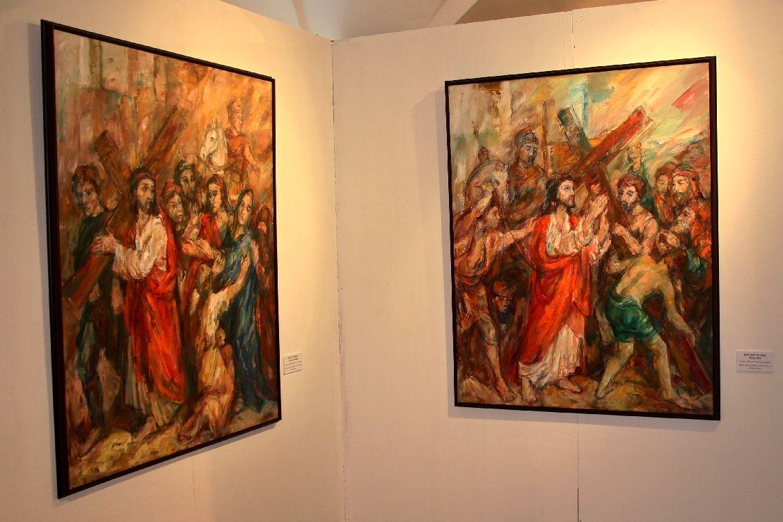 Lubomír Bartoš - výstava v šumperském muzeu - pozvánka zdroj foto: šumpersko.net