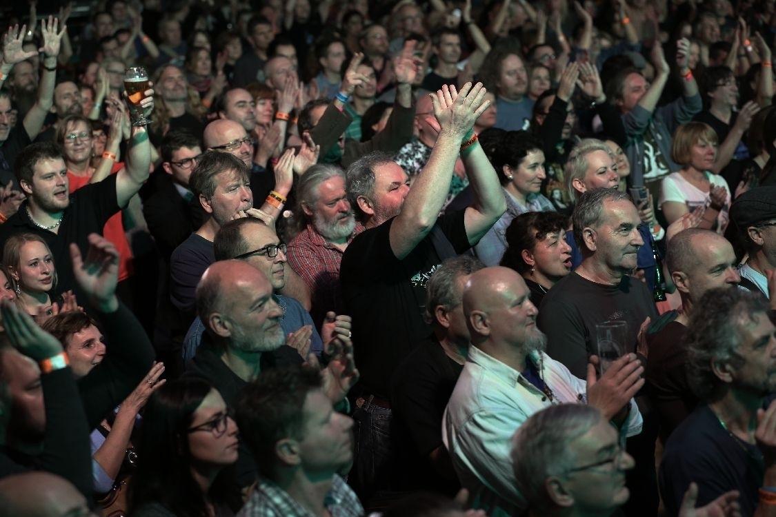 festival Blues Alive se těší pravidelné přízni diváků foto: archiv šumpersko.net