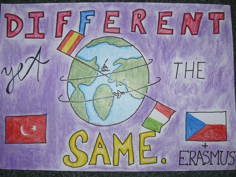 Šumperská Pětka prorazila s výrobou loga do zahraničí zdroj foto: škola