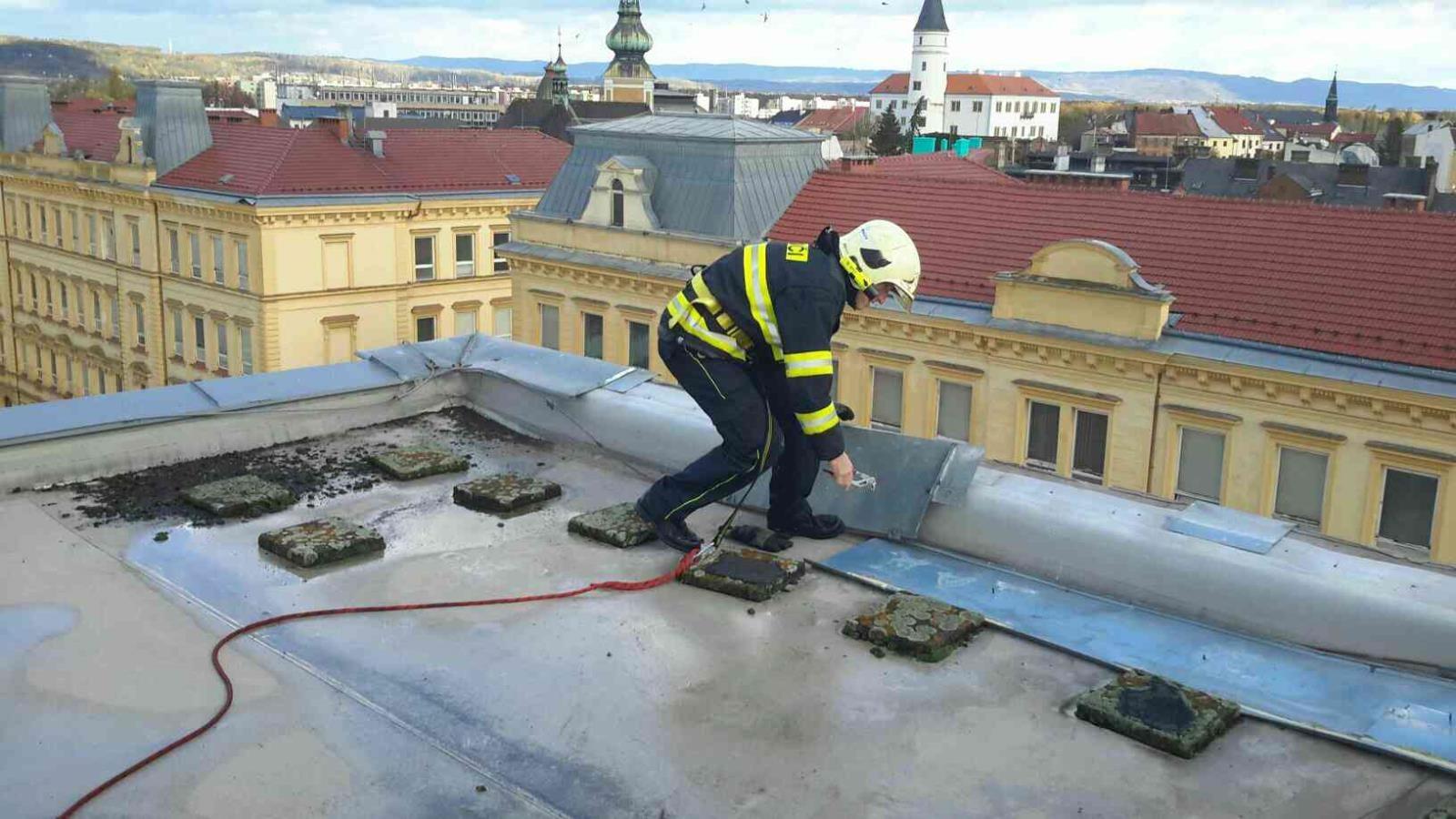 zásahy hasičů - neděle 29. října zdroj foto: HZS Olk