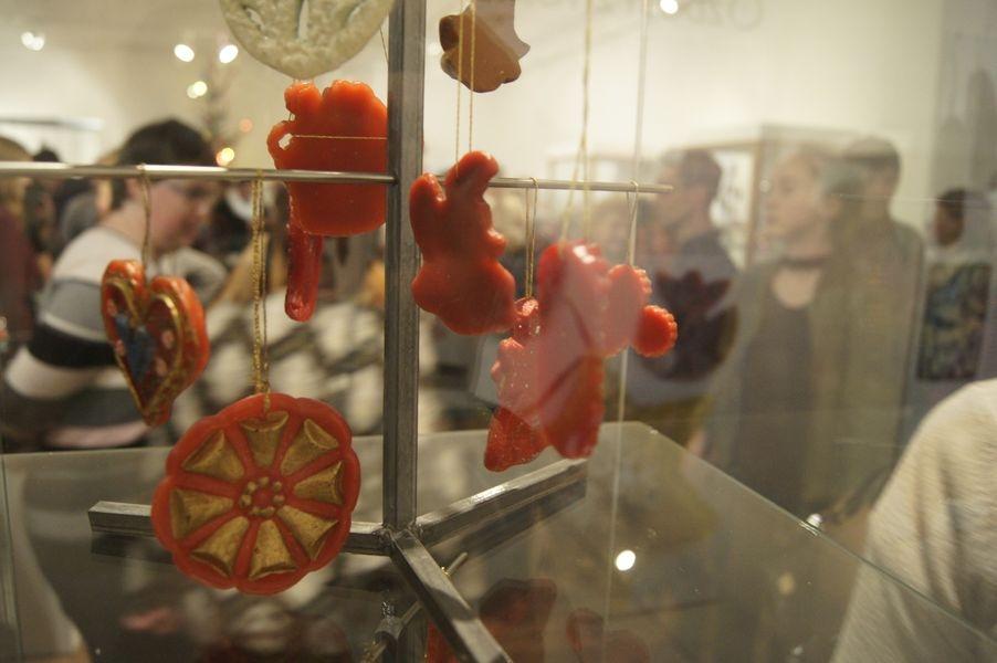 pozvánka na výstavu Vánoční ozdoby zdroj foto: VMŠ