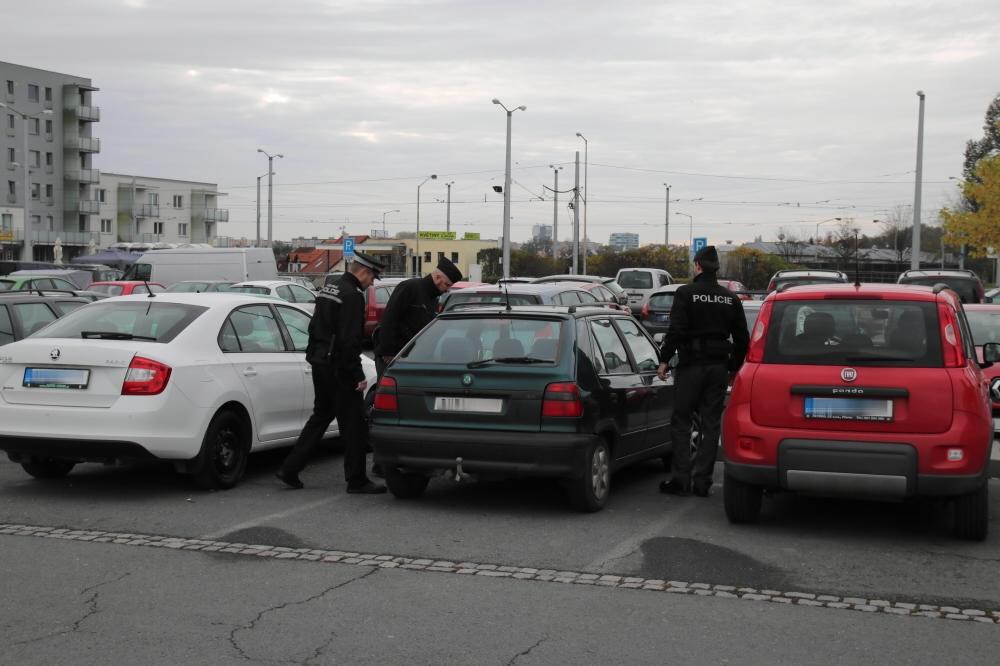 Olomoucký kraj - bezpečnostní opatření zdroj foto: PČR