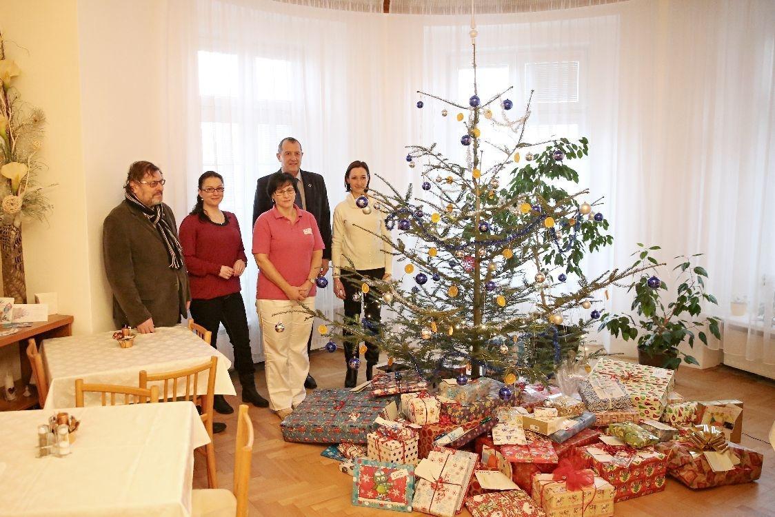 Strom splněných přání 2016 foto: archiv šumpersko.net