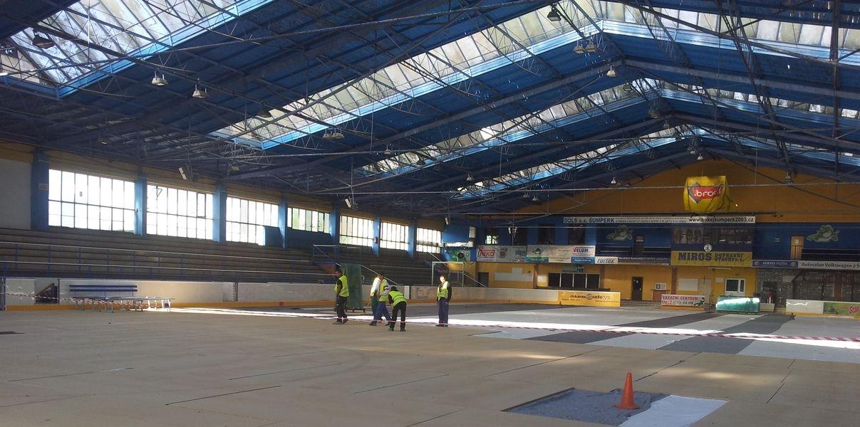 Šumperk - rekonstrukce ZS zdroj foto: mus