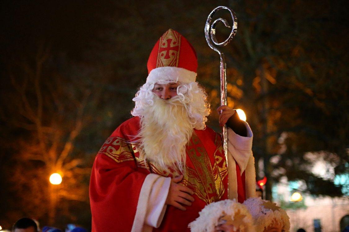 Mikulášský průvod prošel Šumperkem foto: M. Jeřábek - šumpersko.net