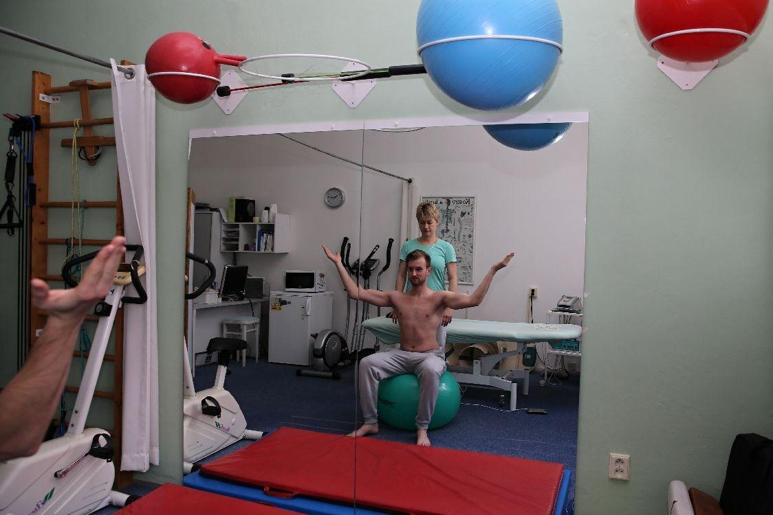 Kdo je fyzioterapeut a s čím může pomoci foto: šumpersko.net - M. Jeřábek
