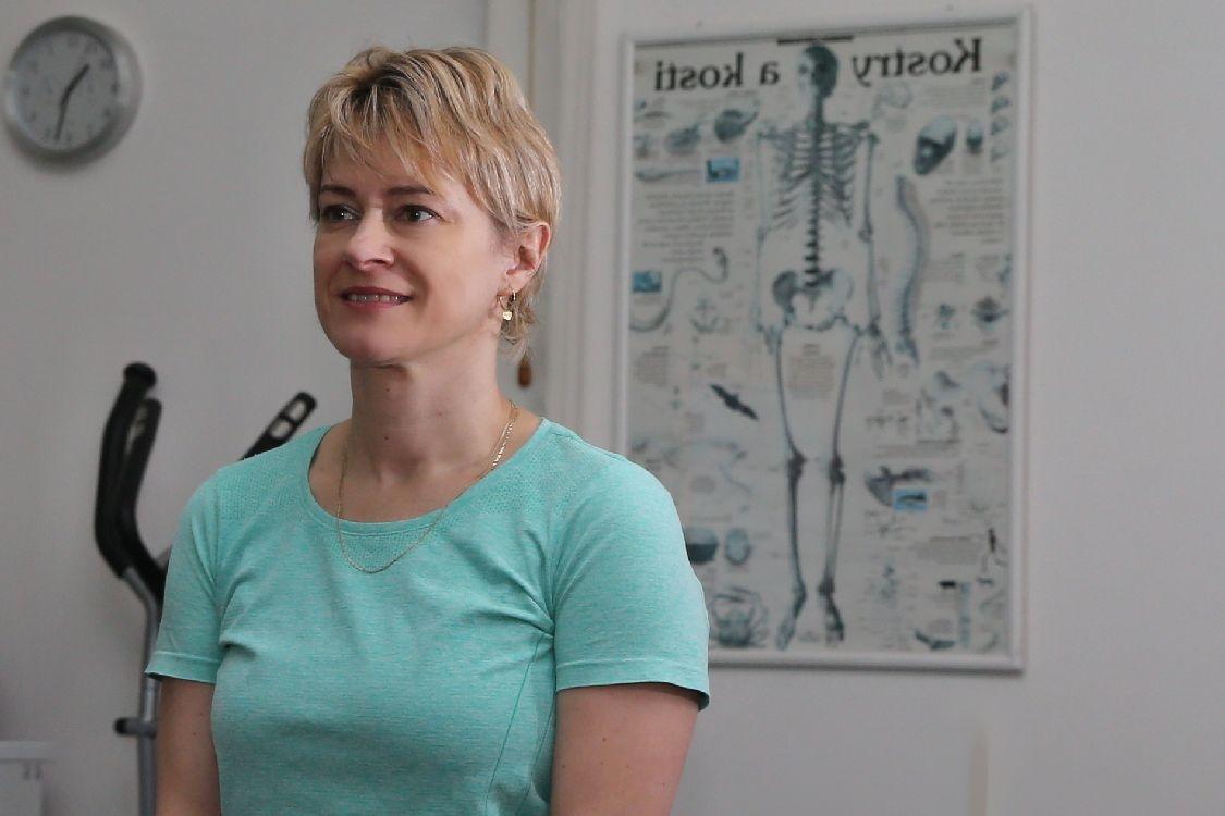 Šárka Prachařová foto: šumpersko.net - M. Jeřábek